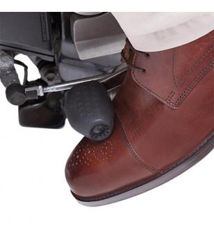 MANCHON/PROTECTION SELECTEUR TUCANO NEW FOOT ON - SILICONE- Manchons sur le site du spécialiste des deux roues O-TAKET.COM