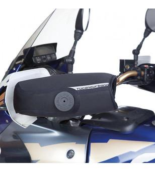 MANCHON MOTO TUCANO NEOPRENE NOIR - POUR MODELE AVEC PROTEGE MAIN Manchons sur le site du spécialiste des deux roues O-TAKET.COM