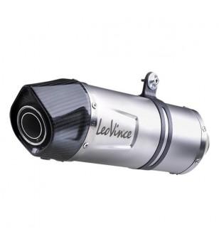 POT MAXI SCOOTER LEOVINCE LV ONE INOX ADAPT. 400 PEUGEOT METROPOLIS 2013→ Échappements sur le site du spécialiste des deux ro...