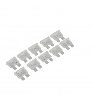 FUSIBLE 25 AMPERES PLAT ENFICHABLE GM (X10)