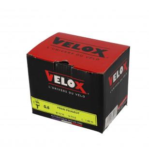 CABLE FREIN CYCLO VELOX ADAPT. 103 BOULE 8X8 15/10E 1.80M (VENDU PAR BOITE DE 25)