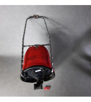 Selle origine + armature chromé Peugeot 103 Chopper Accueil sur le site du spécialiste des deux roues O-TAKET.COM