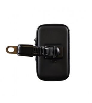 SUPPORT SMARTPHONE/IPHONE DIMENSION ECRAN  5.5'' (10X16CM) BLACKWAY FIXATION RETROVISEUR