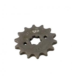 PIGNON MECABOITE ADAPT. 50 MASH 50 FIFTY/DIRT TRACK 13 DENTS 50 À BOITE sur le site du spécialiste des deux roues O-TAKET.COM