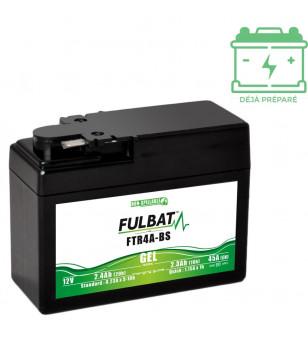 BATTERIE FTR4A-BS FULBAT 12V2.3AH LG113 L48 H85 - GEL ACTIVEE USINE