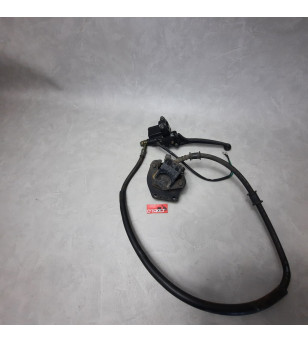 Maitre cylindre droit + étrier de frein scooter chinois 4T (LAZIO RENO)