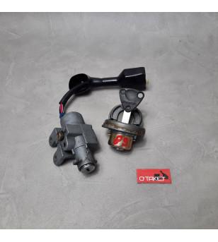 Contacteur à clé + bouchon essence + 1 clé scooter chinois 4T (LAZIO RENO) Accueil sur le site du spécialiste des deux roues ...