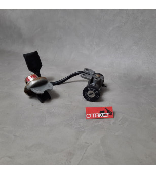 Contacteur à clé + bouchon essence + 1 clé scooter chinois 4T (YIYING SWEETY SPEEDCOOL) Accueil sur le site du spécialiste de...