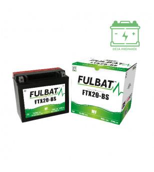 BATTERIE FTX20-BS FULBAT 12V18AH LG175 L87 H155 (GEL - SANS ENTRETIEN) - ACTIVEE USINE